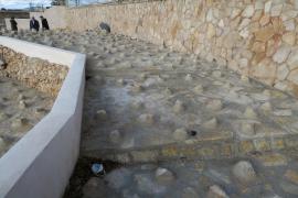 Illegale Landnahme an der Küste von Bendinat