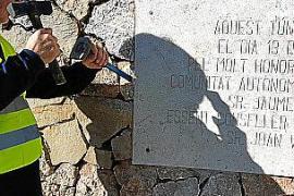 Kein Gedenken mehr an Jaume Matas