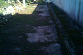 Der alte Waschplatz in Capdepera.