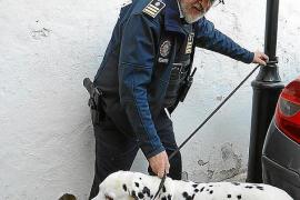 Hund in Andratx wollte sich nicht segnen lassen