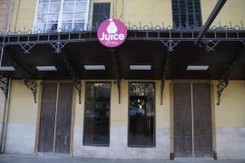 Österreichische Saftbar zieht ins Café Lírico