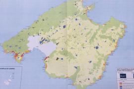 Der Entwurf des Inselrates zum Zonenplan für die Ferienvermietung.