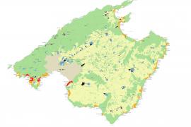 Ferienvermietung: Das sind die sieben Zonen für Mallorca