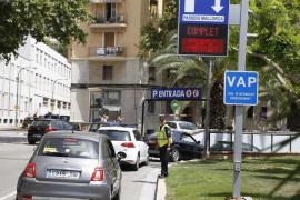 236 neue Parkplätze für Palmas City?