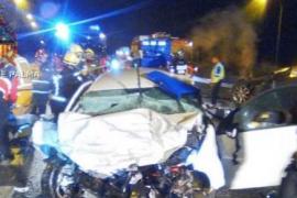 Tödlicher Unfall auf Inca-Autobahn