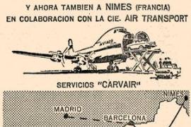 In drei Städten konnte man samt Auto Richtung Mallorca starten.