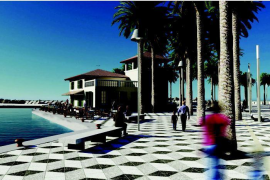 Pläne vorgestellt: El Molinar bleibt ein kleiner Hafen
