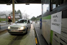 8000 Autos täglich im Sóller-Tunnel