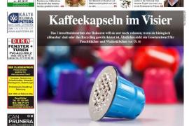 """Kapsel-Hersteller Nestlé will mit dem """"Govern"""" reden"""