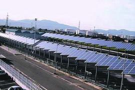 Parkplätze sollen auf Mallorca Energie erzeugen