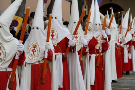 Zahl der Osterprozessionen in Palma wird drastisch reduziert