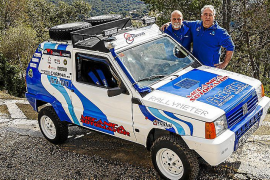 Im Fiat Panda von Mallorca nach Marokko