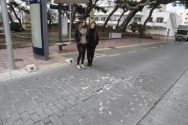 Hotelverband kritisiert kaputte Straßen an Playa de Palma