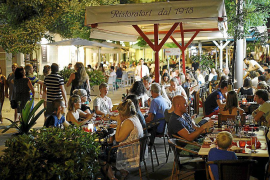 Restaurantmeile Calle Fábrica in Palma ist der Knackpunkt