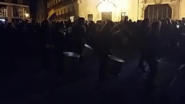Proteste auf Mallorca gegen Haftstrafe für Rapper