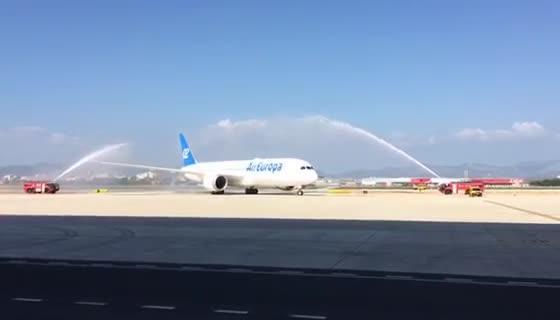 Air Europa begrüßt erste 787-9 in der Flotte