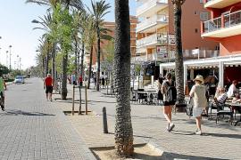 Sonderregelung für Terrassen an der Playa de Palma