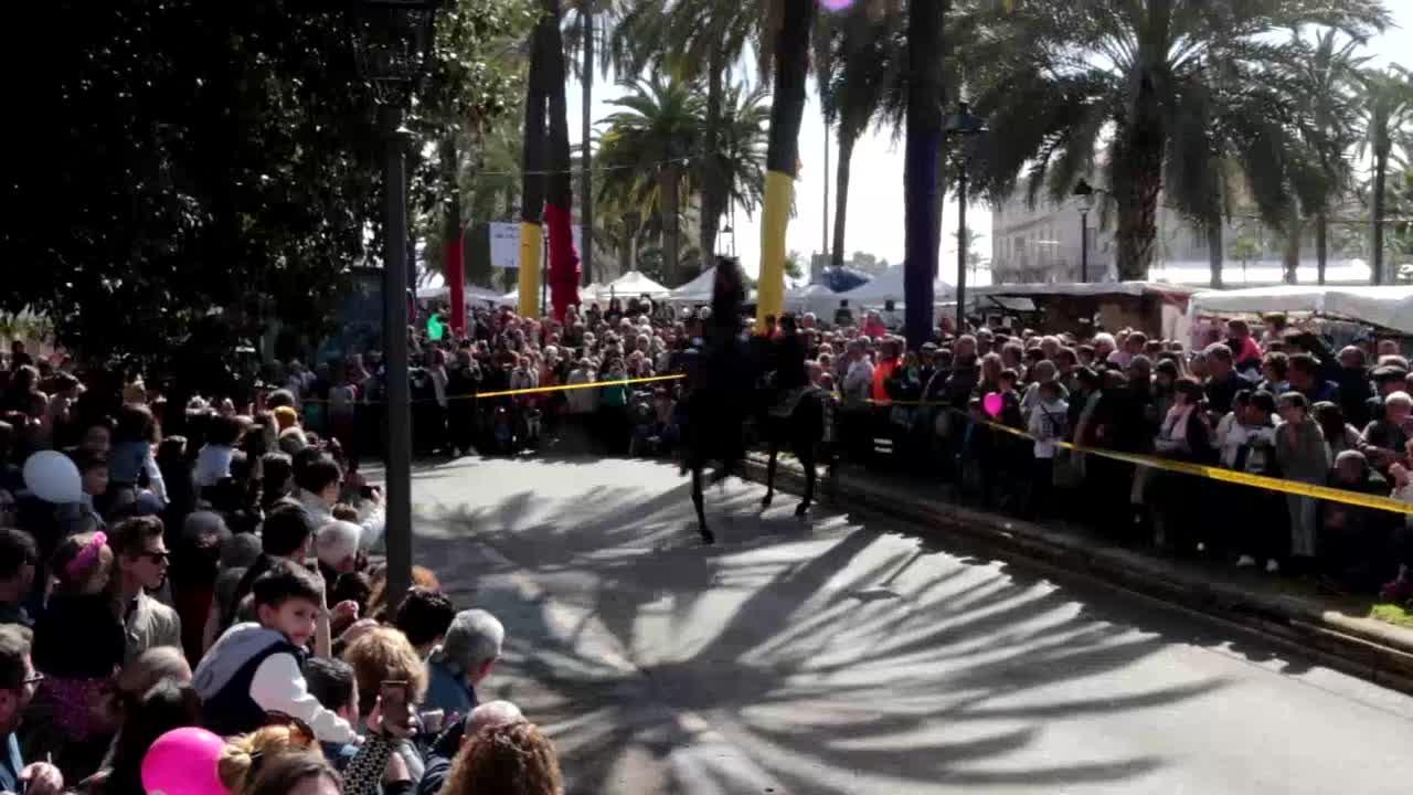 Balearen-Feiertag zog die Massen nach Palma