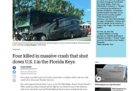 Vier junge Mallorquinerinnen in Florida tödlich verunglückt