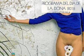Nacktfoto zum Weltfrauentag auf Menorca