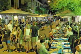 Rathaus und Gastronomen verhandeln um Zentimeter