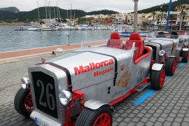Das Mallorca Magazin war Medienpartner des Events. Hier machte der Tross gerade Station in Port d'Andratx.