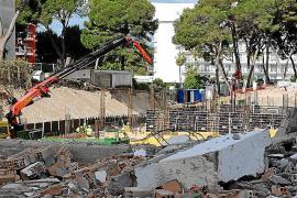 Abriss und Neubau am Ende der Schinkenstraße