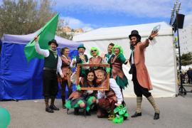 Santa Ponça begeht fröhlich den St. Patrick's Day