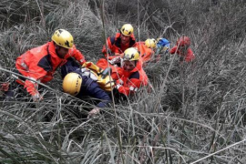 Wanderin aus dem Torrent de Biniaraix gerettet