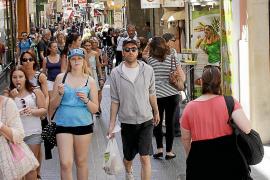 Rekordwachstum auf den Balearen