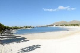 Strand von Can Picafort soll Sand aus Alcúdia bekommen
