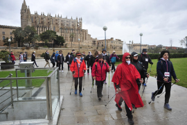 600 Nordic-Walker trotzten dem schlechten Wetter