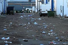 Klagen über Trinkgelage in Palmas Industriegebiet