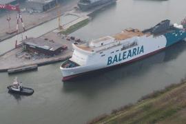 Ab 2019: Erste Erdgasfähre für Mallorca
