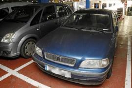 Auto neun Jahre lang im Parkhaus stehengelassen