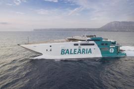Highspeed-Fähren nehmen wieder Kurs auf Mallorca
