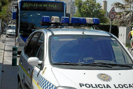 Diebstahlserie in Palmas Bussen