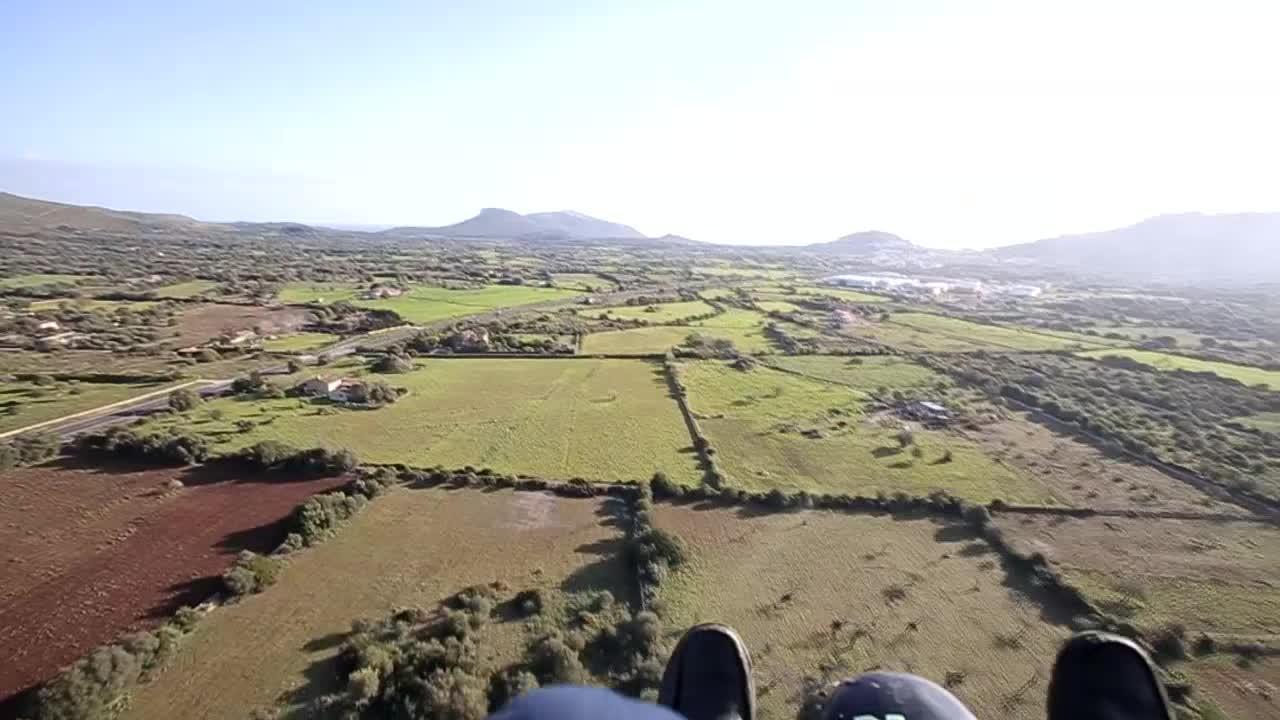 Motorschirmflieger treffen sich im Juli auf Mallorca