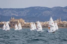 Segel-Duelle vor Palma noch bis Samstag