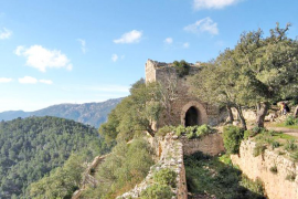 Restaurierung der Alaró-Burg: Volkspartei macht Druck