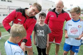 Mallorca-Deutscher will benachteiligten Kindern helfen