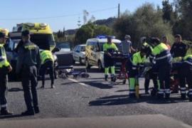Überfahrener Radfahrer stirbt im Krankenhaus