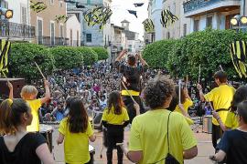 Die Gemeinde Muro ist im Samba-Fieber