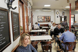 PALMA. BARES. Can Marti, Bar y cafeteria.
