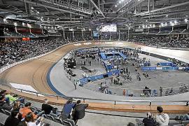 """Sieben deutsche Radler beim """"Six Day Final"""" in Palma"""