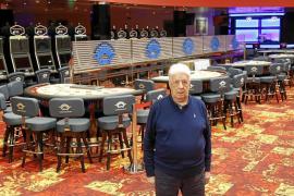 Ein Casino steht zum Start bereit