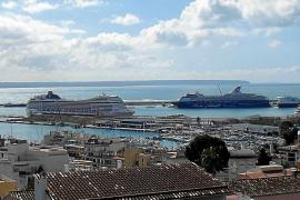 Podemos fordert Limit für Kreuzfahrtschiffe