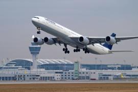 Lufthansa fliegt nach Mallorca mit Großraumflugzeugen