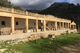 Auf der Finca Galatzó entsteht eine neue Wanderherberge