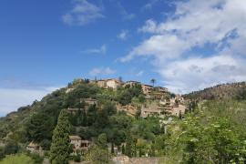Sommerliche 26 Grad auf Mallorca